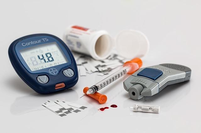 Сахарный диабет, вспомогательных средств