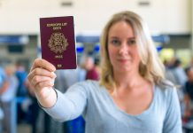 Эстонский паспорт, гражданство