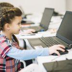 дети, школа, компьютеры, образование, IT