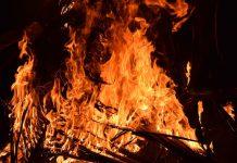 Огонь, пожар, происшествия