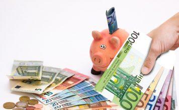 копилка, сбережения, деньги, евро