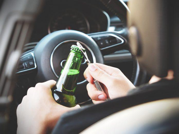 алкоголь, за рулем, машина, пьяный водитель