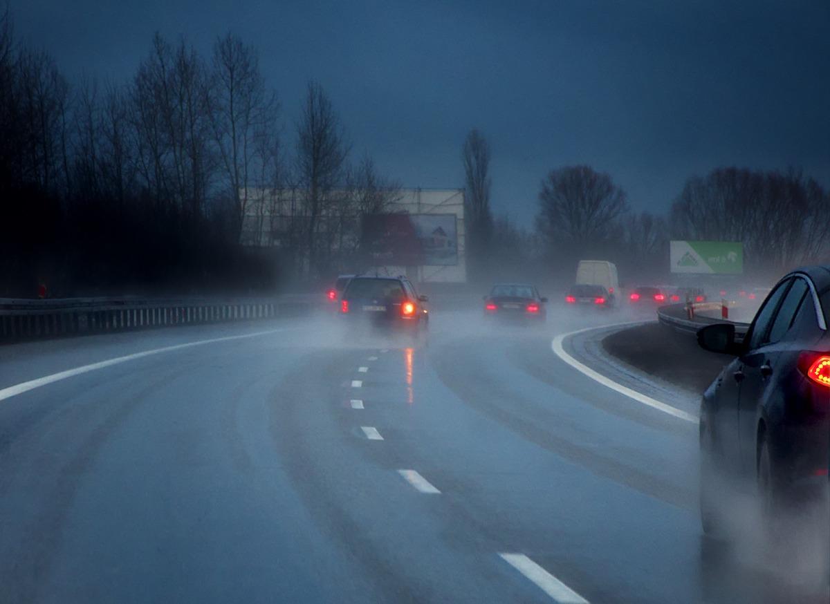 Иллюстративное фото: шоссе