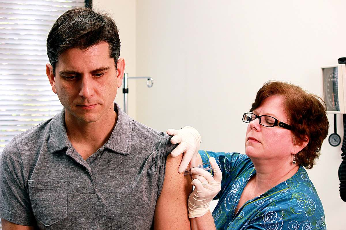 Вакцинация. Иллюстративное фото: pixnio.com
