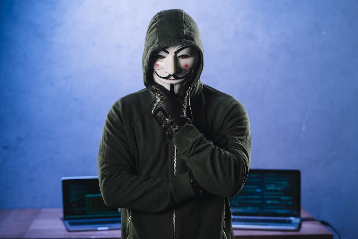 Хакер. Иллюстративное фото