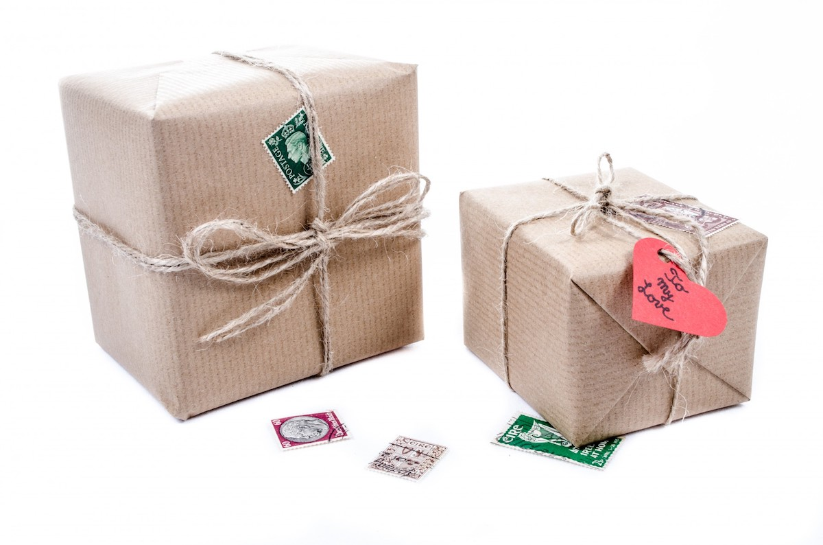 посылка, почта, курьер, интернет-магазин