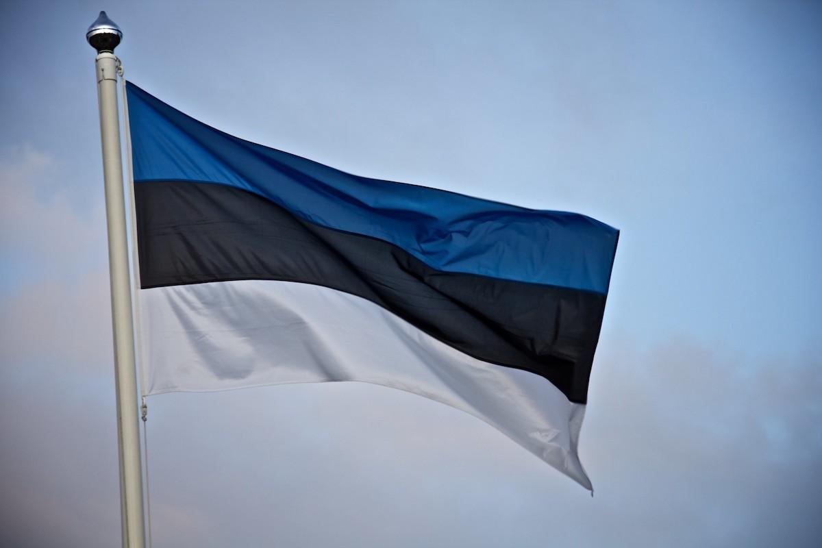 флаг, Эстония, Эстонская Республика