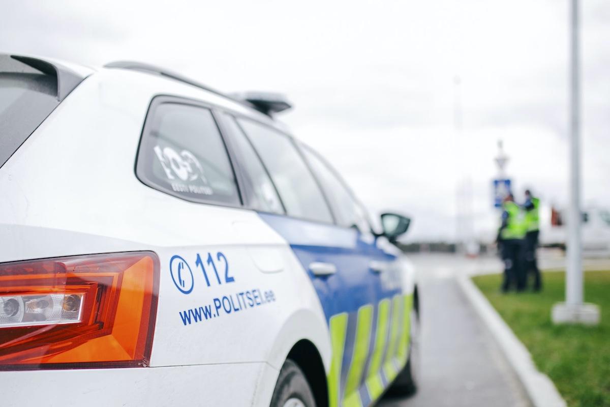 полиция, патруль