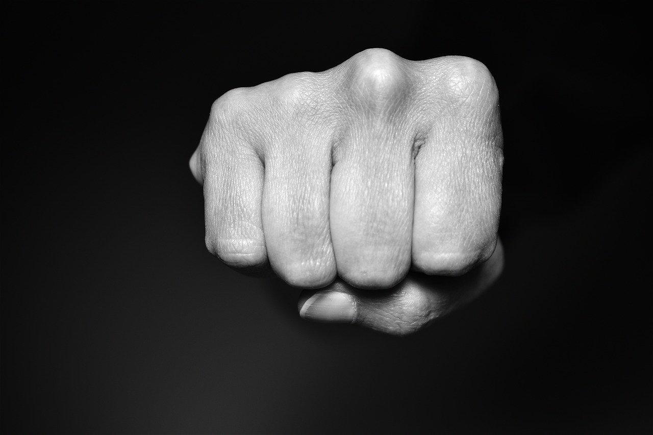 драка, кулак, насилие
