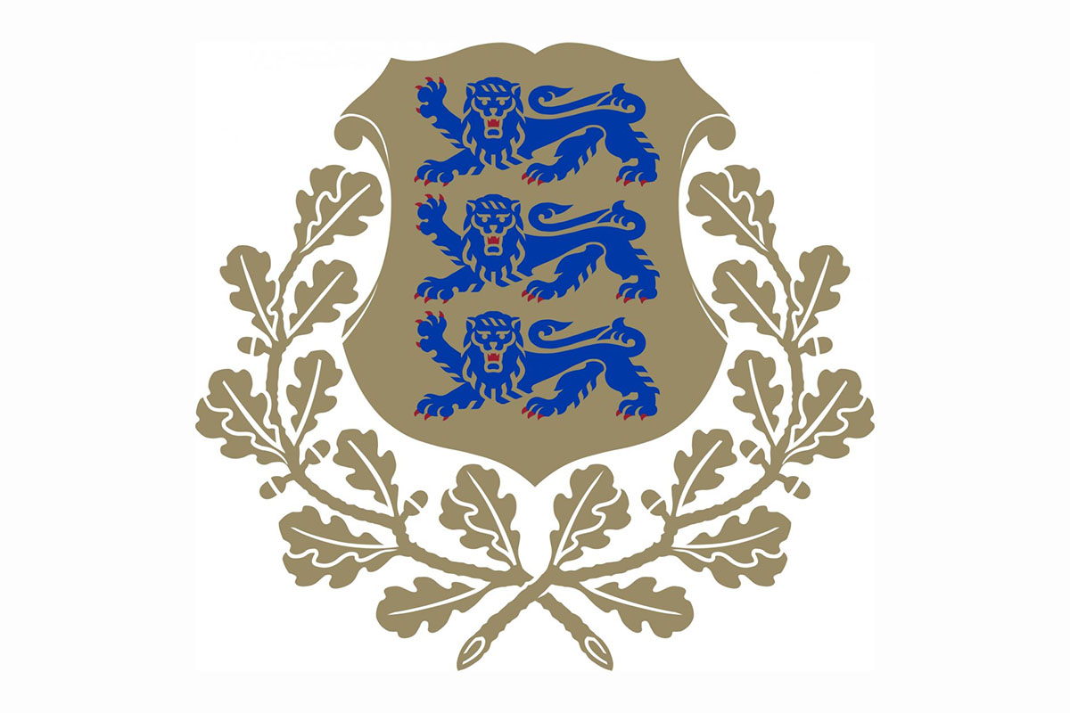 герб, правительство ЭР, Эстония