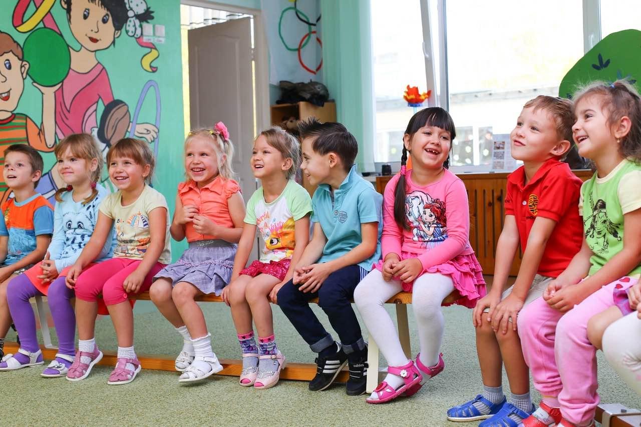 детский сад, дети, смех, радость, воспитание, образование