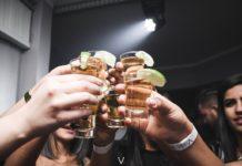 люди, алкоголь, бар, вечеринка, ночной клуб
