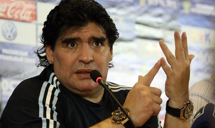 Diego Maradona / Диего Марадона