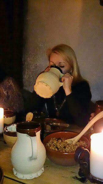Было вкусно! Фото из архива Ирины Лариной