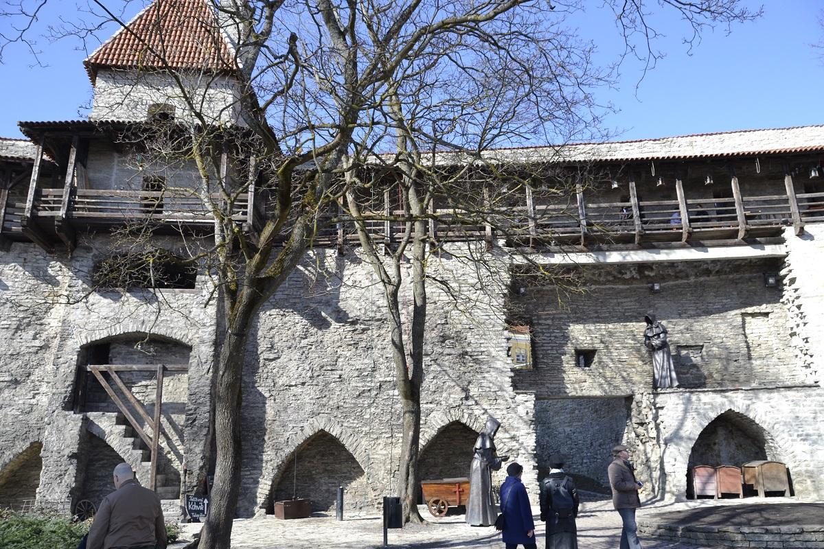 Девичья башня. Фото предоставлено Ольгой Коржавиной