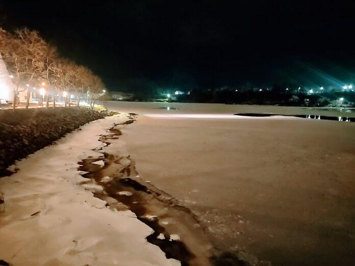 Зимняя Нарова