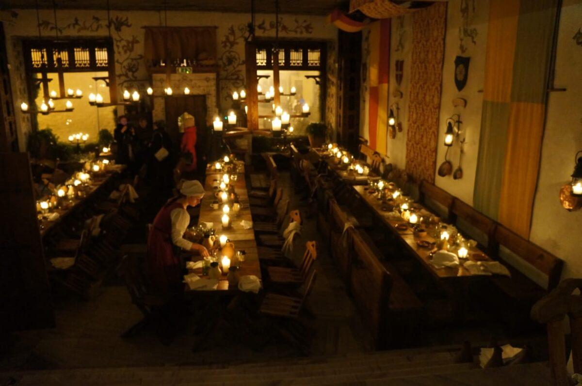 Ресторан Old Hansa. Фото Ирины Лариной