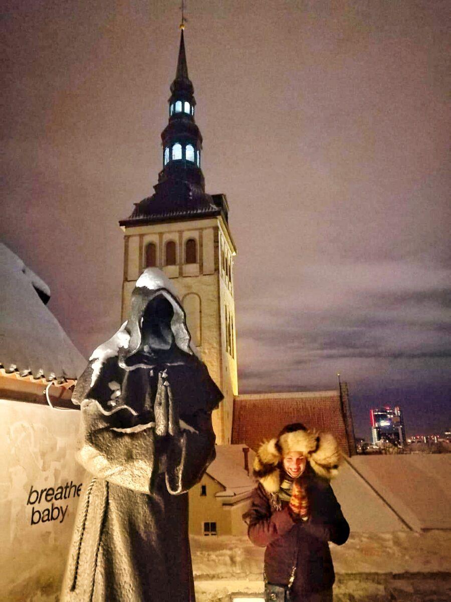Таллинская сказка. Фото Татьяны Любиной