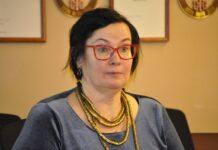 Мэр Нарвы Катри Райк
