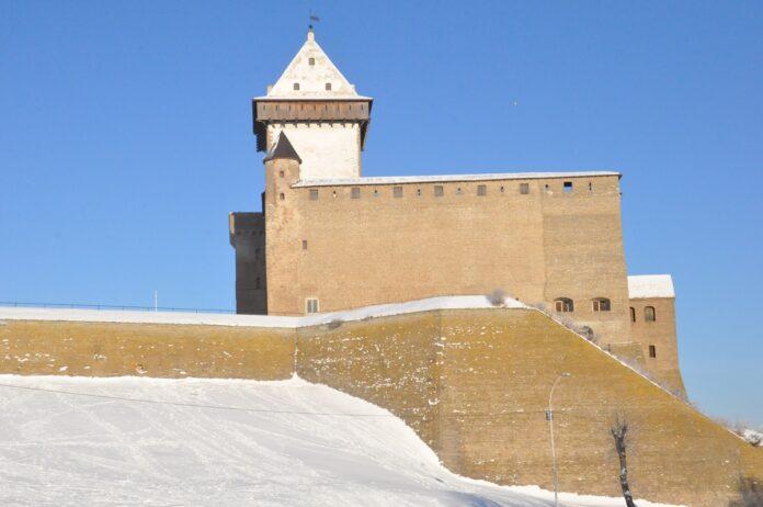 Нарва, замок, Герман, нарвский музей,