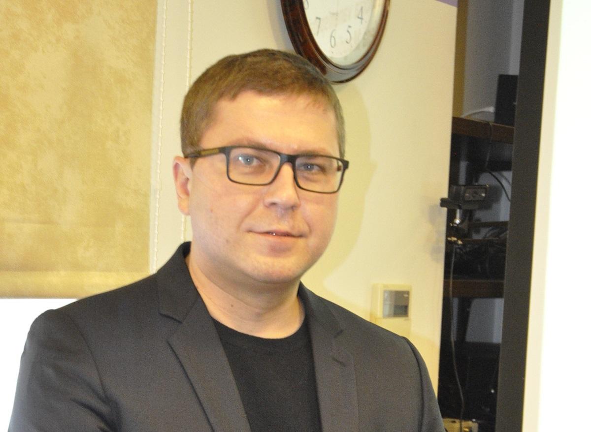 Сергей Горлач