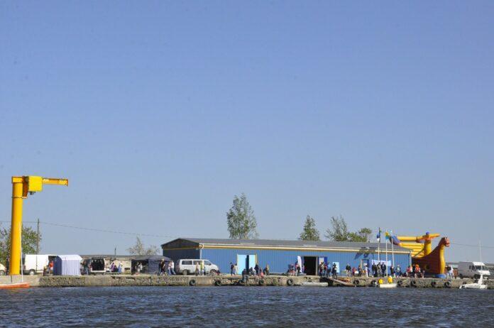 Порт Кулгу.