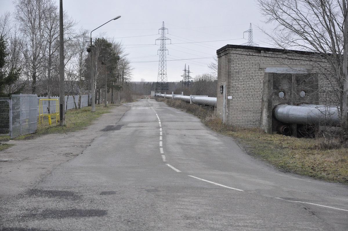 Кулгу, дорога на Кулгу