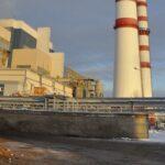 Производство тепла для Нарвы. Теплоэнергия