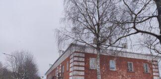 Дом в котором погибла девочка