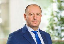 Руководитель предприятия Narva Soojusvõrk Павел Рушелюк.