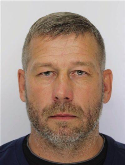 Разыскиваемый подозреваемый 54-летний Тоомас.