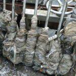 Загрязняющие канализацию предметы.