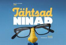 Фильм «Tähtsad Ninad». Постер