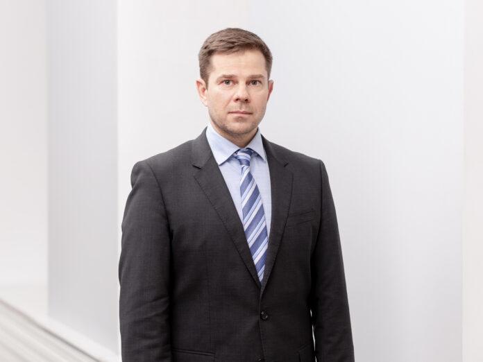 Министр внутренних дел Кристиан Яани