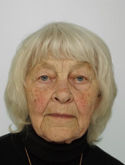 Пропавшая 87-летняя Лидия