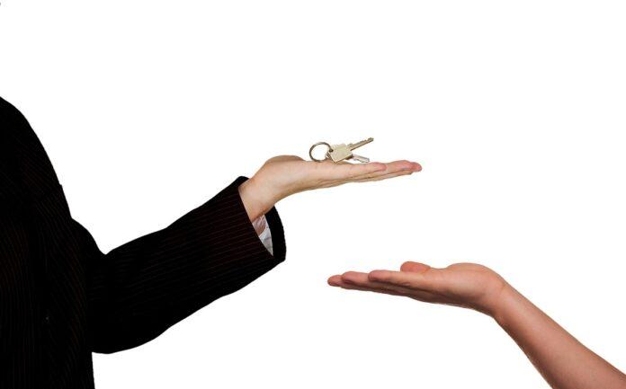 ключи, недвижимость, квартира