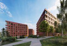 Строительство новых жилых домов, Липовка, 7 школа