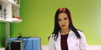 Ученый-генетик Наталия Первякова