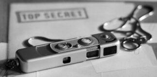Шпион камера секрет разведка
