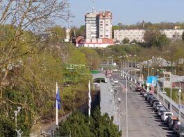 мост, дружба, граница, Нарва, Ивангород