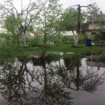 Подтопленные садовые участки