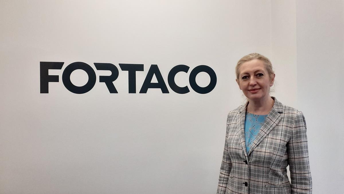 Директор Fortaco Estonia Л. Шабунова