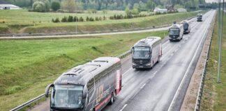 Автобусы Lux Express