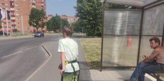 автобусы и самокаты