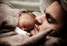 отец, папа, ребёнок
