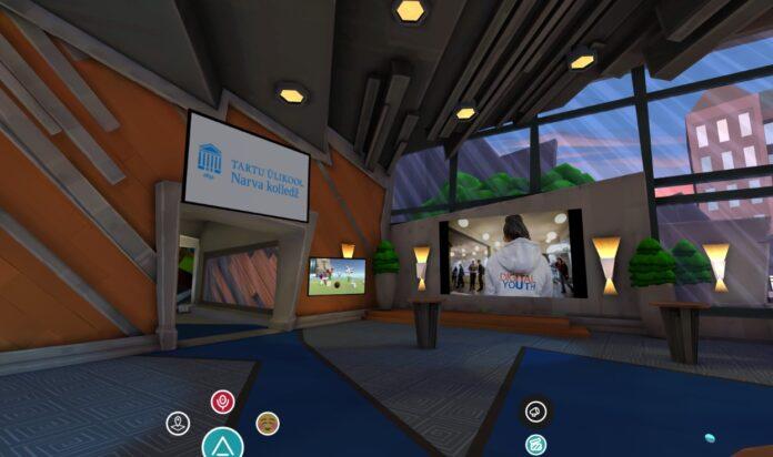 "3D-среда в учебном модуле ""Digital Youth – infoühiskonna noored"""