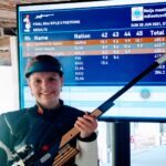 Katrin Smirnova, пулевая стрельба