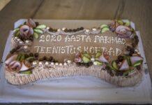 Торт для лучших служебных собак. Фото: PPA