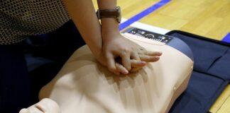 Реанимация, массаж сердца