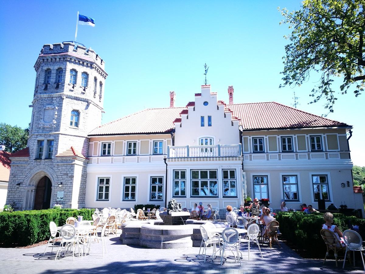 Замок Маарьямяэ в Таллинне